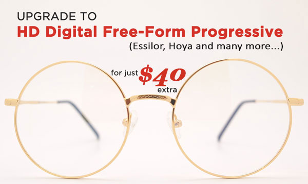 HD Digital Free-Form Progressive Promotion
